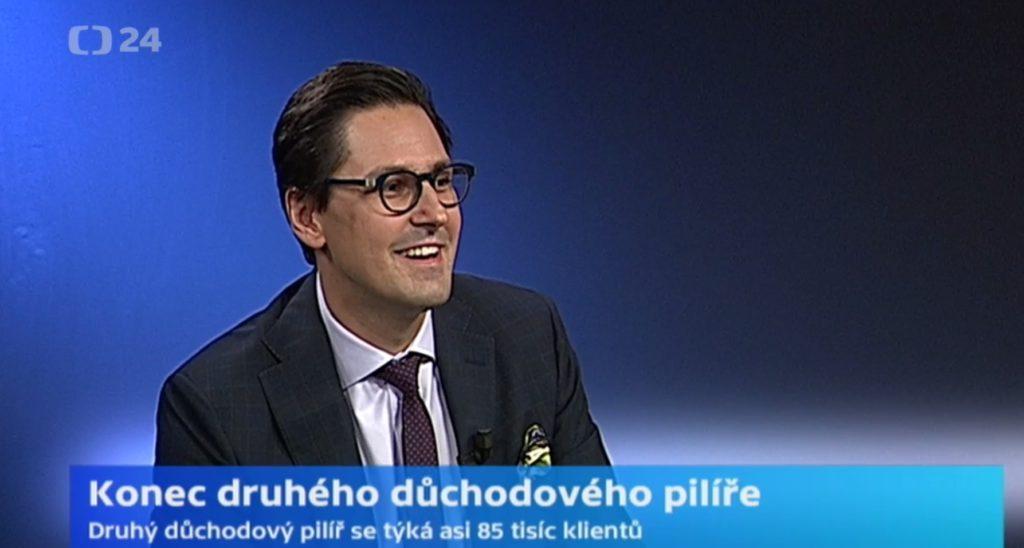 Marcel Homolka v České televizi